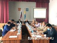 Тува: В Кызылском районе обсудили вопросы безопасности и правопорядка
