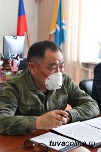 Глава Тувы предостерег земляков от «легкого» отношения к коронавирусной инфекции