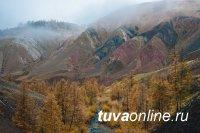 В Туве 18 сентября ожидается усиление ветра и град