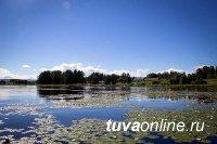 Жители Тывы предпочитают отдыхать в районе трёх озёр