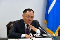 Глава Тувы перегруппирует силы для развития республики