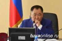 Глава Тувы обеспокоен фактами вовлечения несовершеннолетних в незаконный оборот наркотиков