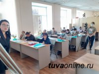 Молодые таланты из ТувГУ провели семинар для портных и швей республики