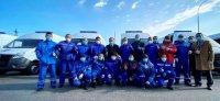 Тува получила 13 новых автомобилей «скорой» помощи