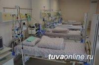 В Туве коечный фонд для больных коронавирусом увеличили до 752 единиц