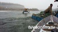 В Тоджинском районе Тувы спасатели ведут поиски без вести пропавшего на реке мужчины