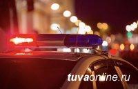 В Кызыле разыскивают виновника ДТП, в котором погибла женщина