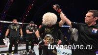 Хабиб Нурмагомедов победил Гэтжи на UFC 254 и объявил о завершении карьеры