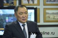 Глава Тувы договорился о модернизации пограничного КПП