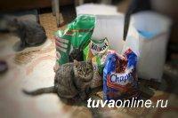 В Туве молодые почтовики помогли Центру помощи бездомным животным