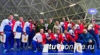 Сборная команда ЦСКА выиграла Кубок Министра Обороны РФ по спортивной борьбе
