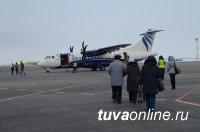 Авиарейсы Кызыл-Красноярск выполняются 5 раз в неделю. Сибиряки могут летать в Туву на выходные