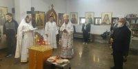 Тува: Владыка Феофан совершил в Сеуле поминовение всех усопших православных христиан