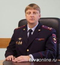 Министру МВД Тувы Юрию Полякову присвоено звание генерал-майора полиции