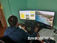 Итоги обследования леса Тувы в динамике за сезон сводятся в отчет Рослесозащиты