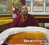 В Туве 22 ноября интронизируют избранного IX Камбы-Ламу