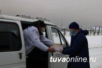 В Туве «Единая Россия» организовала горячее питание для врачей «Красной зоны»