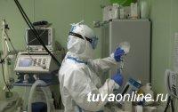 В Туве за сутки выявлено 92 новых случая заболевания Covid, в Сут-Хольском районе - 12, в Чеди-Хольском - 11