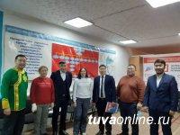 Общественная палата Тувы поблагодарила волонтеров Кызылского района за акцию «Мы вместе»
