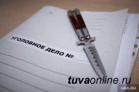 В Туве местный житель нападал на людей с ножом прямо на остановке