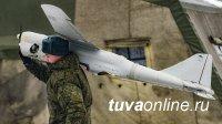 Горные мотострелки Тувы получили комплекс БПЛА «Орлан-10».