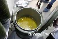 Тува: Горячие обеды для врачей «красной зоны»