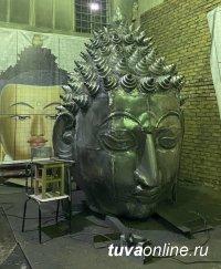 Статую Будды на горе Догээ в Туве установят в 2021 году
