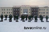 В Туве 26 декабря завершен призыв в армию