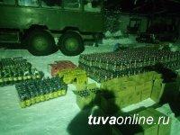 В Туве за минувшие выходные зафиксировали 22 аварии и задержали 441 нарушителя за рулем