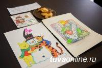 Тува: Мэра города Кызыла с Новым годом поздравил 6-летний Булат Маады из Санкт-Петербурга