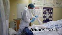 В Туве к 1 января число инфицированных COVID-19 неуклонно снижается
