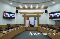 В Туве несмотря на пандемию COVID-19 в 2020 году реализованы все 11 нацпроектов