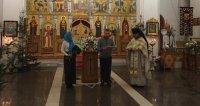 В Туве православных поздравили со светлым праздником Рождества Христова