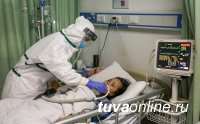 В Туве к 9 января 53 тяжело больных коронавирусом
