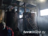В Туве выясняют обстоятельства взрыва в котельной Сукпака, где пострадали люди