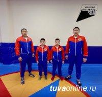 В спортивной школе «Тыва» закупили экипировку для воспитанников