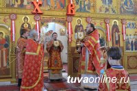 Тувинская епархия опубликовала расписание