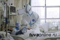 В Туве к 15 января в госпиталях 38 больных c тяжелой формой COVID-19