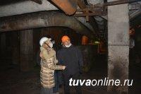 Сенатор Дина Оюн «сверила часы» с руководством Улуг-Хемского района