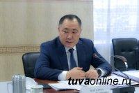Глава Тувы обсудил с инвестором механизмы защиты и поощрения капиталовложений и обозначил интересы региона и ее жителей