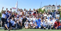 Глава Тувы поздравил студентов с Татьяниным днем