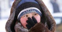 В Туве сегодня температура воздуха опустится до – 42°С