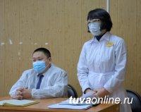 В Туве Центр общественного здоровья возглавила Белекмаа Монгуш
