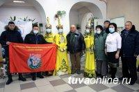 В Туве стартовал месячник «Служу России»