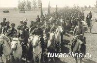 Делегация Тувы этим летом планирует доставить знамя Тувинских добровольцев в город-побратим Ровно