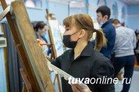 В Туве впервые проведенный в преддверии Шагаа арт-баттл, станет ежегодным