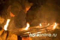 В столице Тувы на Шагаа организуют 4 места для ритуала «Сан-салыр», к которым в этом году верующие смогут доехать на общественном транспорте