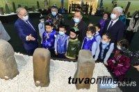 В Туве состоялось торжественное открытие Дворца молодежи