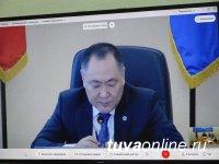 """""""Сибирское соглашение"""" активно лоббирует инициативы регионов, добивается включения Кызыла в проект """"Чистый воздух"""""""