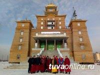 В Туве будет полноценный буддийский университет